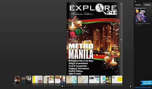 Finally! A Nice Metro Manila Guide for Tourists