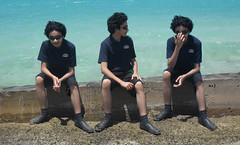 .. Me , Me and Me - M.A.J photography (M.A.J Photography) Tags: beach mj mohammed saudi arabia       mygearandme