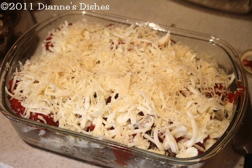 Eggplant Parmesan: Ready to Bake