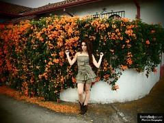 Dulce Nectar (suntico) Tags: flores flash olympus modelo photoblog e620
