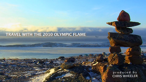 Travel with the 2010 Olympic Flame