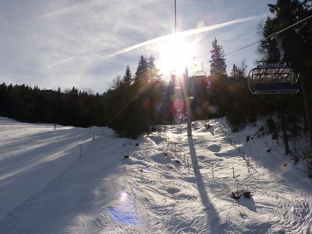 Der Kandahar-Express - Ski-WM Tag 4