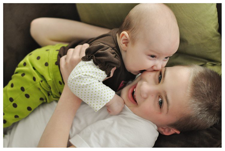 Levi and Lola