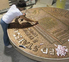 Making the Giant Penny