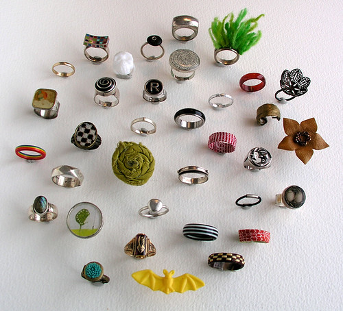 Day 11 - Favorite Rings