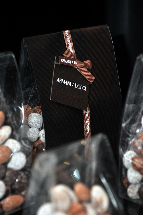Armani Dolci Chocolate 1