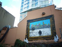 35 Cooper Square Mural, East Village, New York City