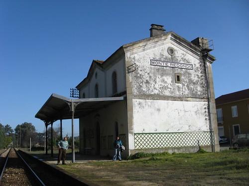 Estação de Monte Redondo