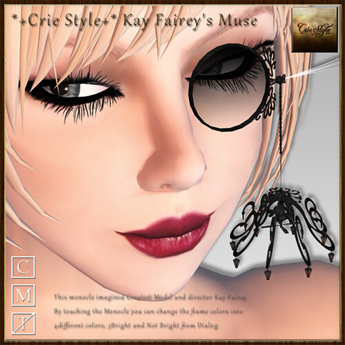 *+Crie Style+* Kay Fairey's Muse