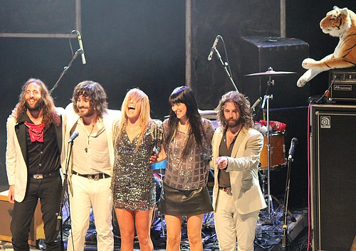 Grace Potter and the Nocturnals bow