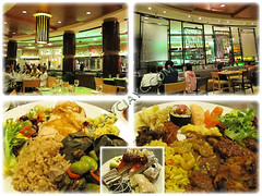 Food galore at Coffee Terrace, Genting Hotel