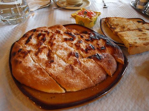Desayuno en Las Salegas del Maguillo