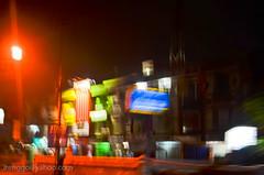 Cibinong Area (Jrenggo) Tags: urban indonesia nikon citynight slowspeed lightbrush abstrack d7000