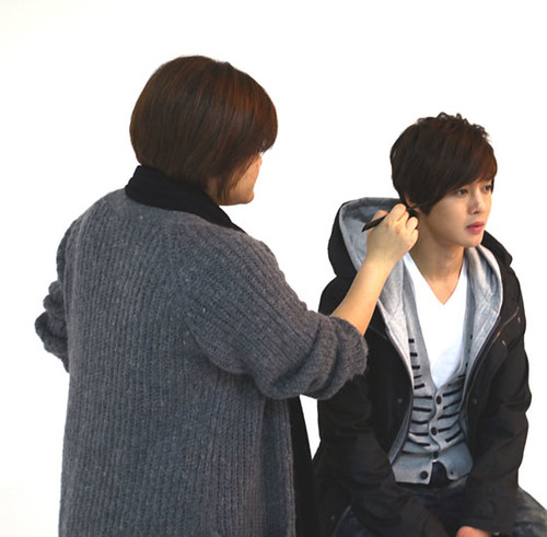 Kim Hyun Joong HangTen Photoshoot Photos