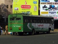 12M Tata (Akshay buses) Tags: india st maharashtra vasai 12m cwd msrtc bhiwandi