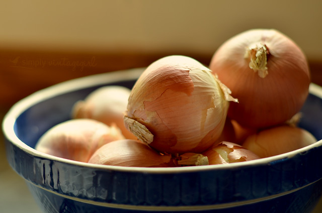 Home Inspiration: Onions