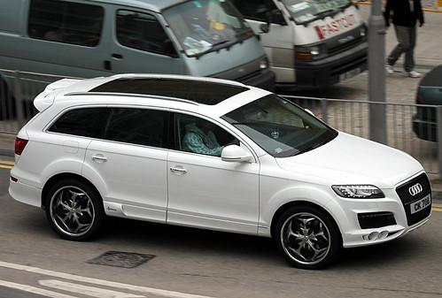 Hofele | Audi | Q7 | 4.2 | Quattro | CK 708 | Admiralty | Hong Kong | China