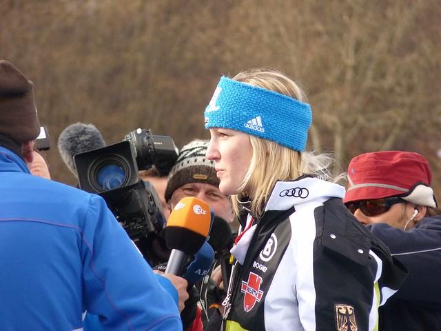 Susanne Riesch im Pressebereich