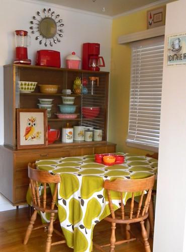 kitchen + thrift store find