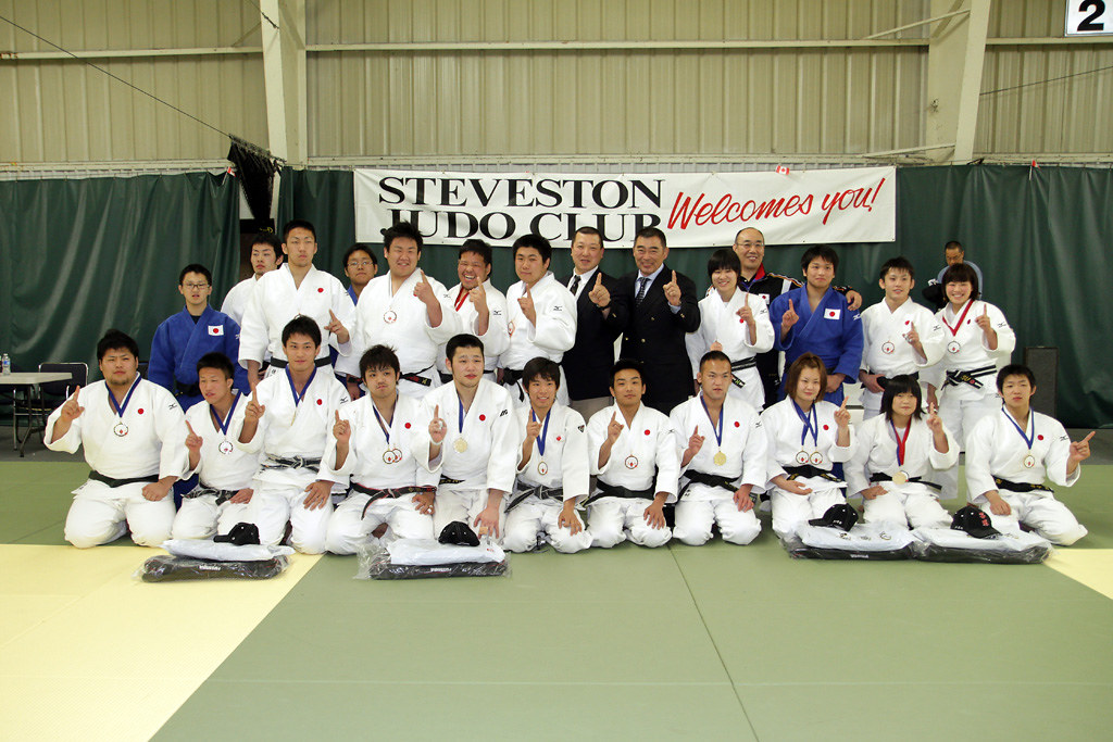 2011 Pacific International Judo Tournament - Steveston