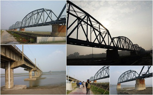 2月聚會~舊鐵橋