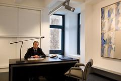 View of Ambassador's Office
