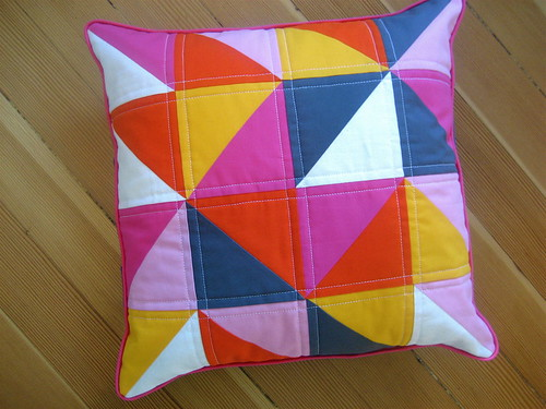 party napkin pillow