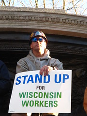 Stand up (historygradguy (jobhunting)) Tags: hardhat people signs man up boston ma person candid massachusetts political politics union rally protest newengland capitol solidarity unions mass beaconhill statehouse bostonist organizedlabor universalhub killthebill supportwisconsin standupforwisconsinworkers sansogmgmofreeusa solidaritycommoncauses millionsagainstmonsantodupontandbayer occupationofthe99 2012farmbillusa consumerssupportsmallfarmers
