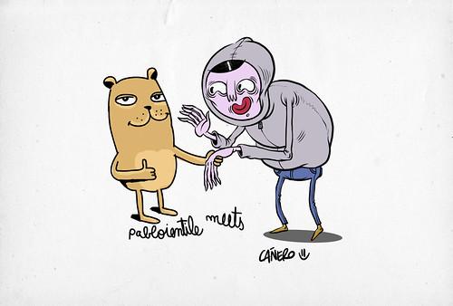 pabloientile meets cañero