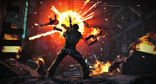 BulletStorm for PS3