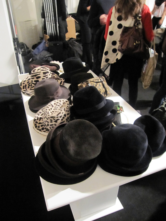caroline charles hats