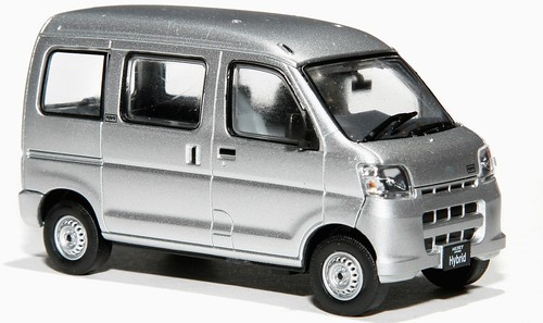 J-Collection Daihatsu Hijet Hybrid