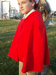 Oliver + S Little Things to Sew - Hooded Cape