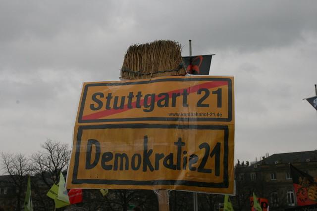 Statt Stuttgart 21, Demokratie 21