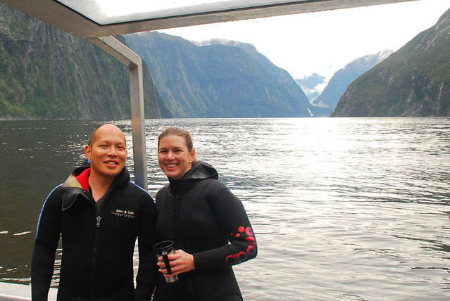 Milford Sound, Fiordlands, South Island