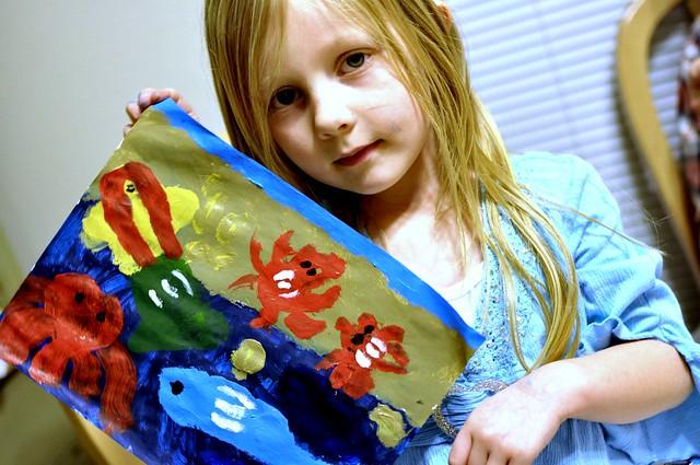 eg & her masterpiece