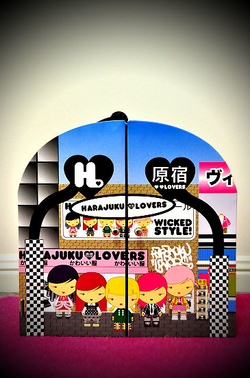 Gwen Stefani's Harajuku Lovers Wicked Style Limited Edition Doll House