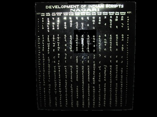 nagari script development