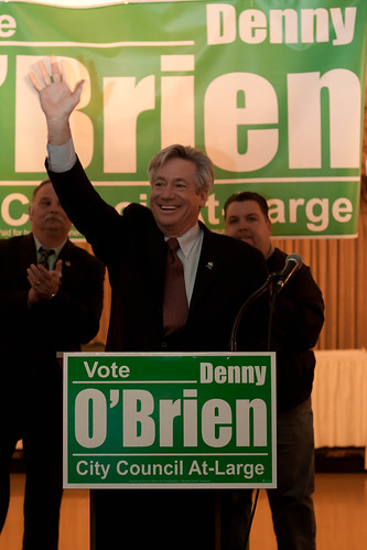 Denny O'Brien - City Council At-Large Candidate