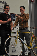Nate and Matt at NAHBS Awards