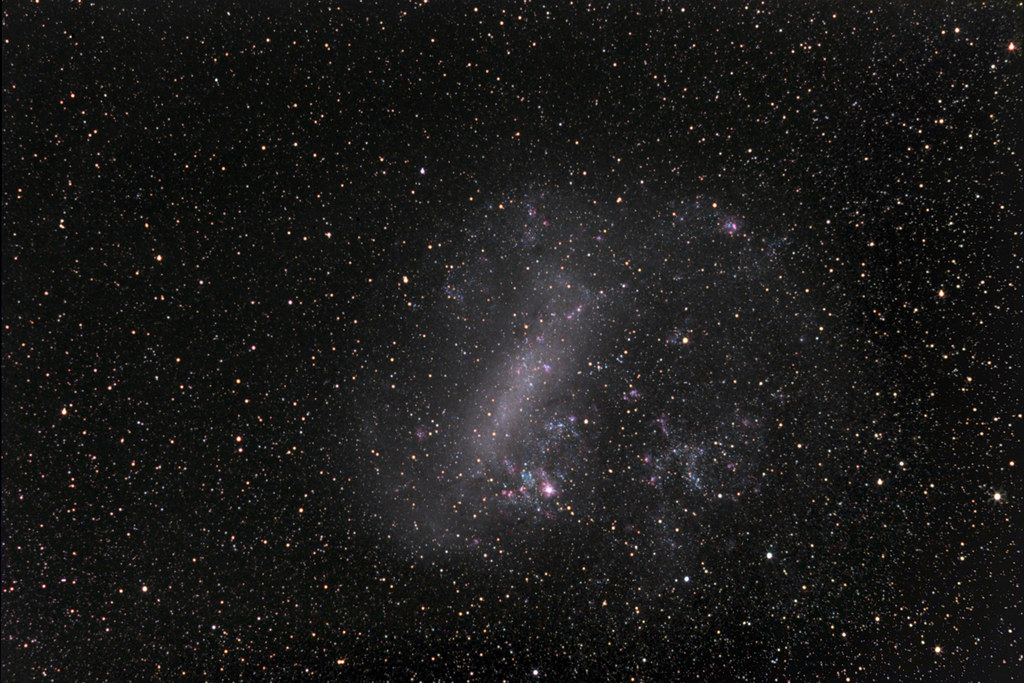 Large Magellanic Cloud - LMC