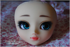 ~ Custom Pullip for Maev ~ (-Poison Girl-) Tags: new girl doll makeup groove pullip poison custom pullips poisongirl faceup junplanning maev pullipcustom