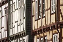Fachwerk in Goslar (HarzTobi) Tags: germany deutschland haus altstadt oldtown harz weltkulturerbe goslar fachwerk huser fachwerkhaus niedersachsen lowersaxony fachwerkhuser unescowelterbe canoneos450d harztobi