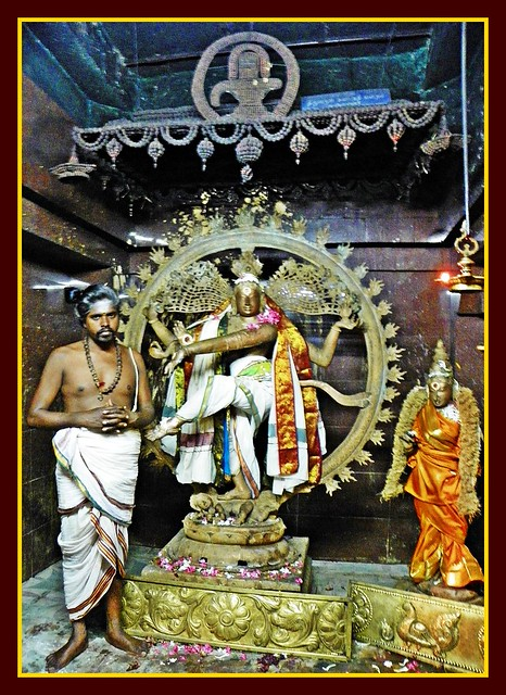 The Big Nataraja of Konerirajapuram