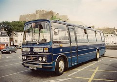 Blue Coach 16 (Coco the Jerzee Busman) Tags: uk bus bedford coach all transport jersey sb types dominant tantivy duple