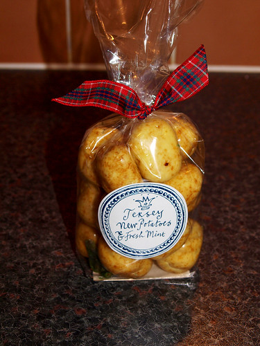 Rococo New Jersey Potatoes with Mint