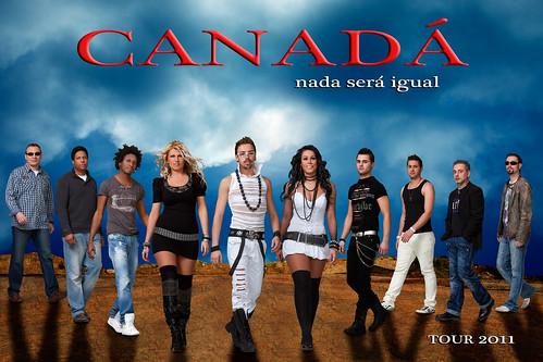 Canadá 2011 - orquesta - cartel