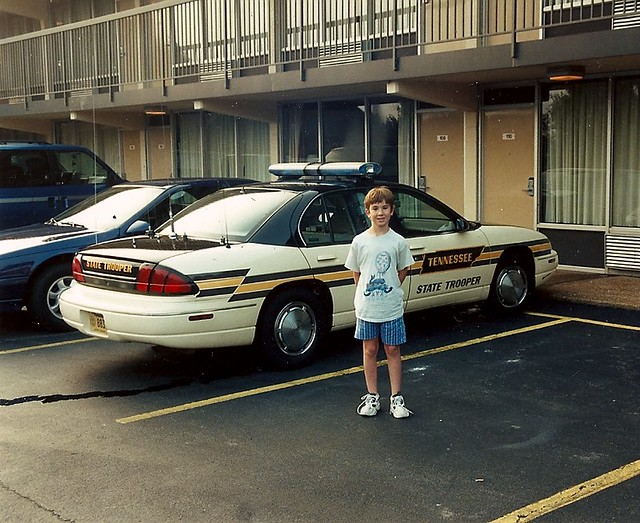 trooper highway tn state tennessee police chevy 1998 patrol lumina