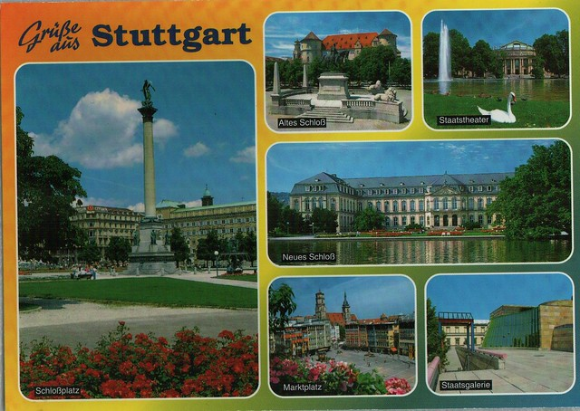 Grusse aus Stuttgart