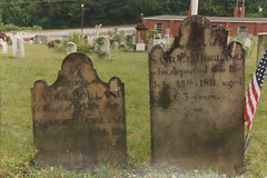 Samuel and Lydia Borland Graves